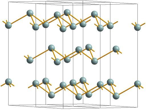 структура мышьяка
