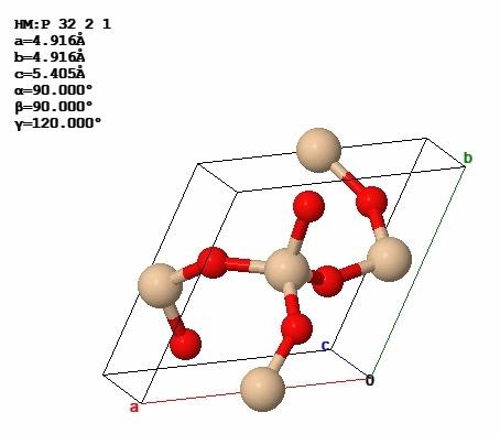 структура цитрина