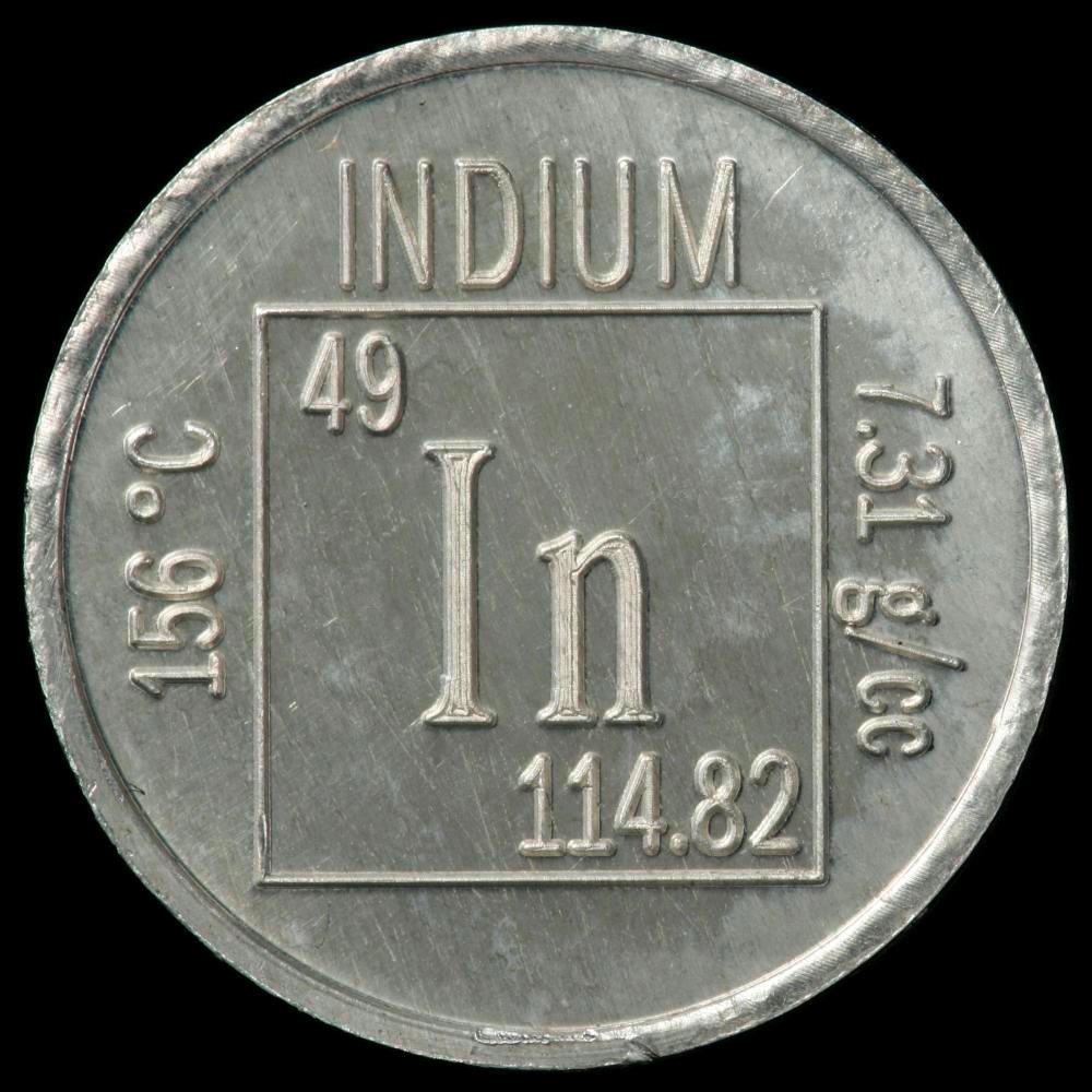 Монета из индия