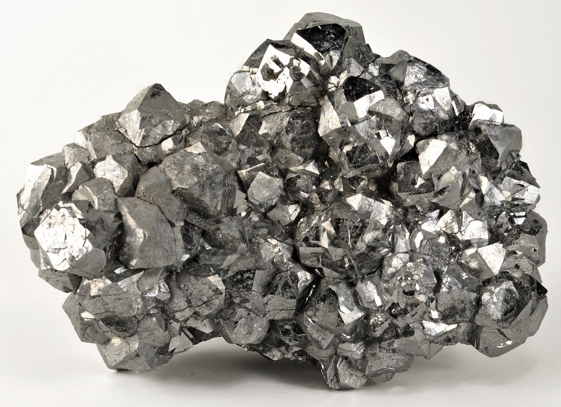 Самородок серебра