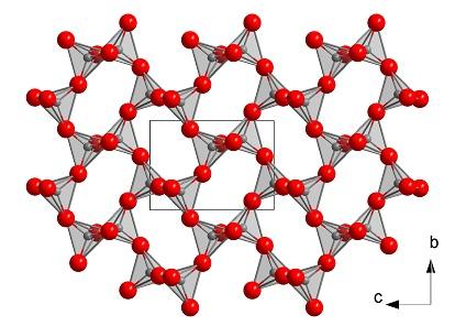 структура халцедона