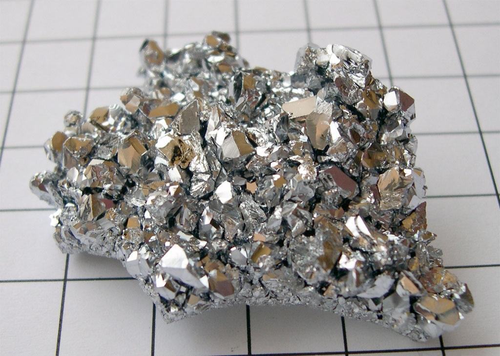 Кристаллы хрома