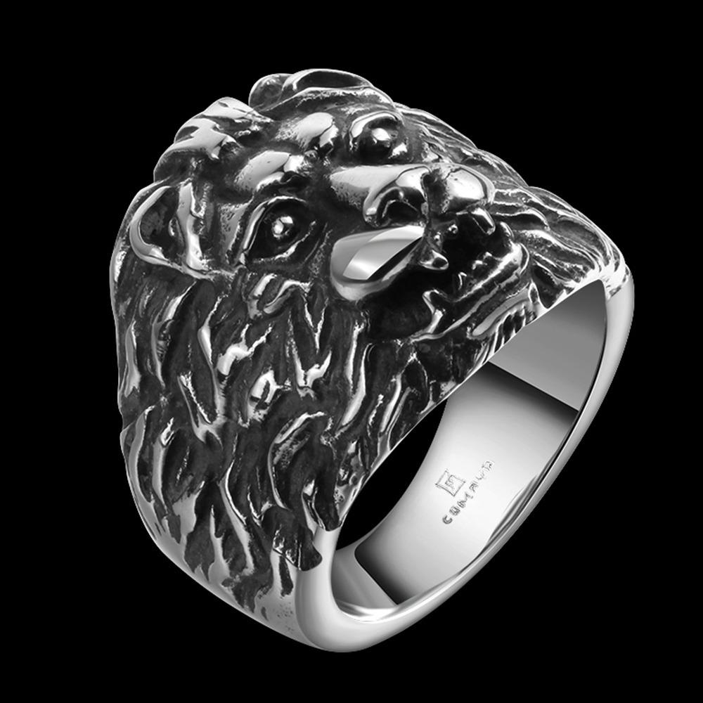 Кольцо из железа
