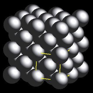 структура свинца