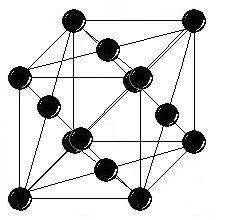 структура платины