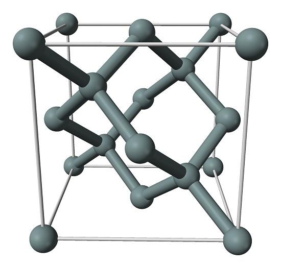 структура кремния